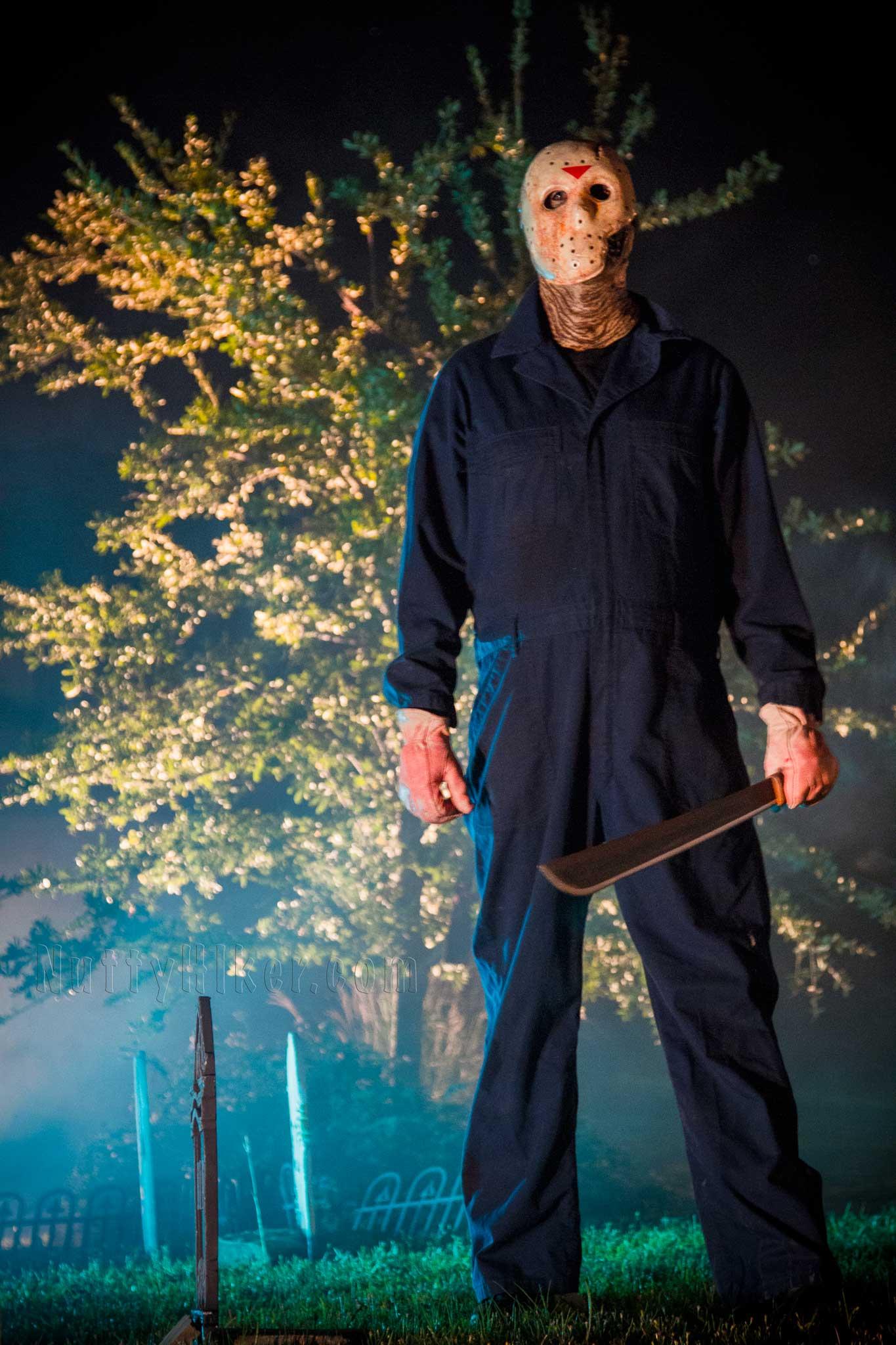 "Jason ""Friday the 13th"" Halloween 2013"
