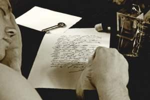 Poem, Writing