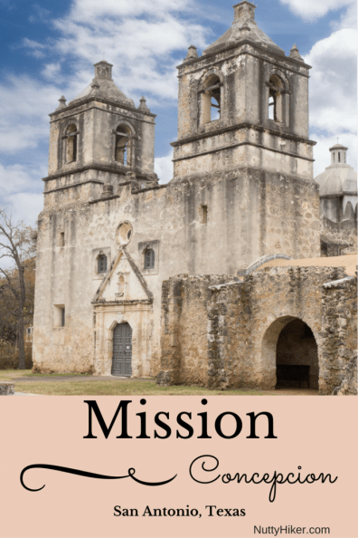 Mission Conception in San Antonio Texas is the oldest original stone church in the United States