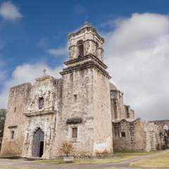 Mission San Jose || The Best Preserved of the San Antonio Missions