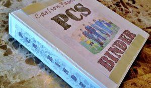 PCS Binder