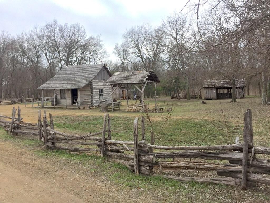 Pioneer Farms in Austin Texas