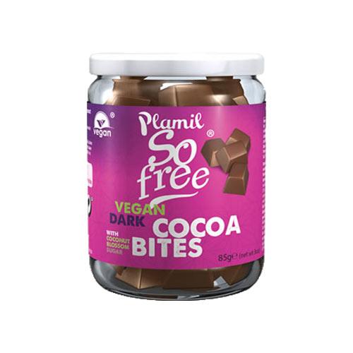 Vegansk mørk chokolade-køb-so-free-Plamil-chokolade