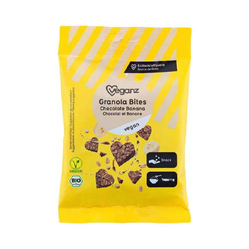 veganske snacks - muslisnacks veganz