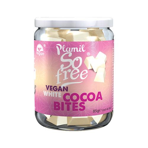 vegansk hvid chokolade - so free hvid chokolade - vegansk slik