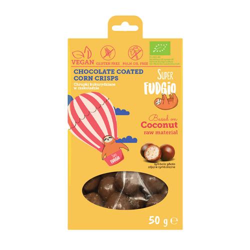 veganske maltesers - veganske chokoladekugler