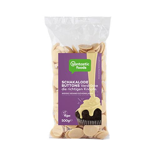 hvid vegansk overtrækschokolade køb - hvid vegansk chokolade til konfekt