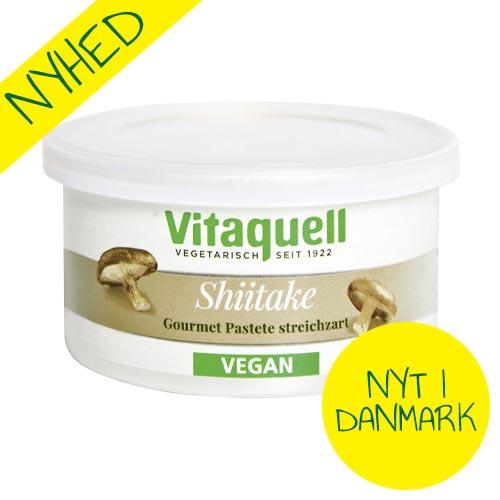 vegansk postej køb - svampe postej vegansk pålæg