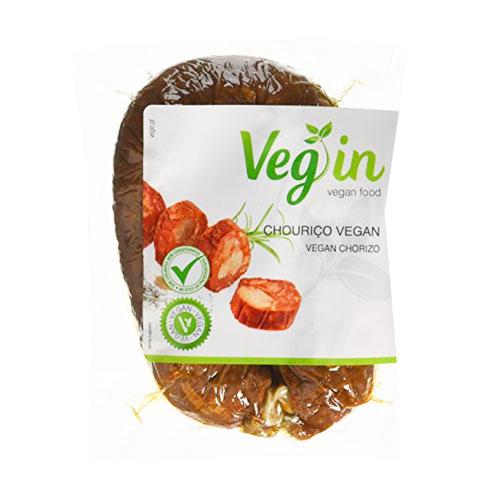 vegansk spegepølse køb - vegansk chorizo vegin