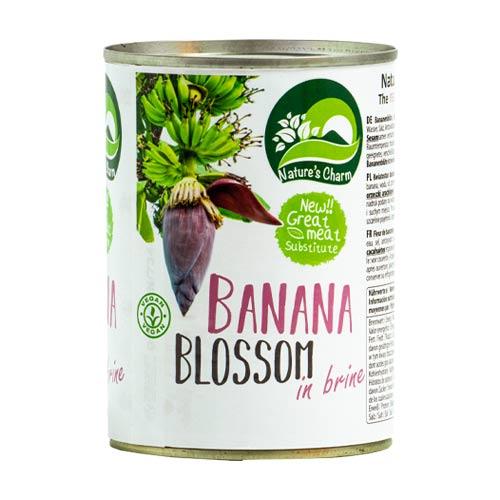 bananblomst køb - nature's charm - vegansk kød