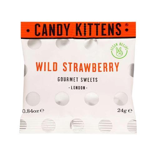 candy kittens flowpack - vegansk slik - vegansk vingummi