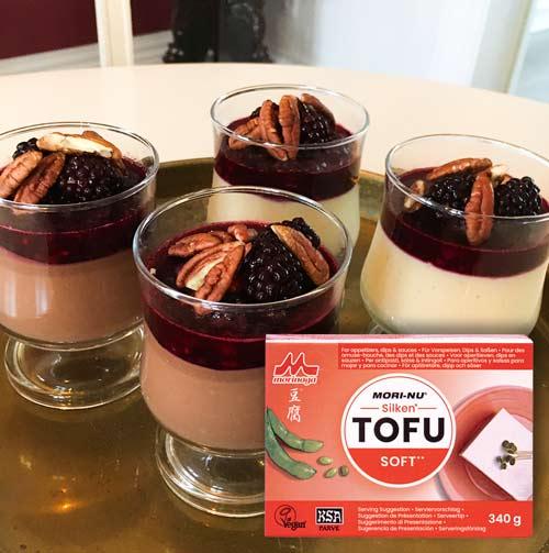 opskrifter med silken tofu