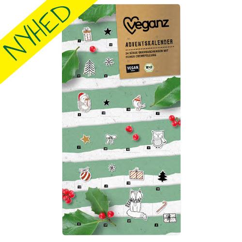vegansk julekalender køb - veganz chokoladejulekalender