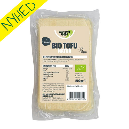 tofu naturel køb online - vegansk kød