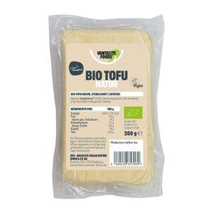 tofu naturel tilberedning - vegansk kød