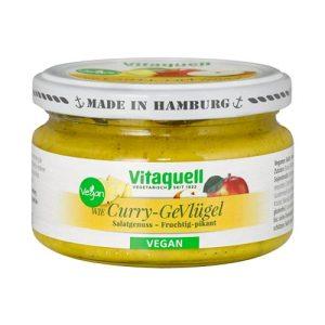 vegansk hønsesalat køb online - vitaquell vegan salater