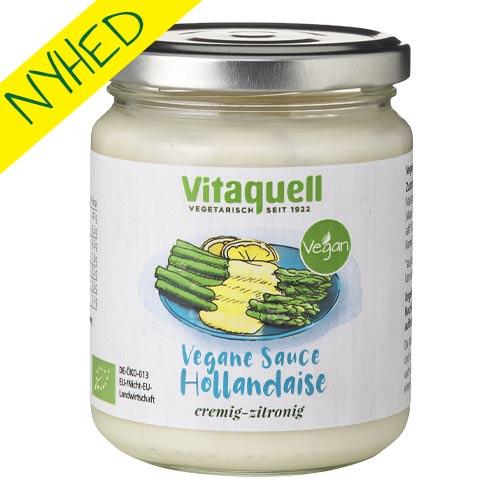 vegansk hollandaise sauce - køb - færdig vegansk sovs