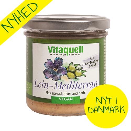 vegansk spread med hørfrøolie - vegansk postej