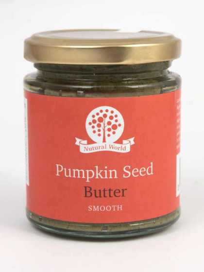 Pumpkin Seed Butter Smooth