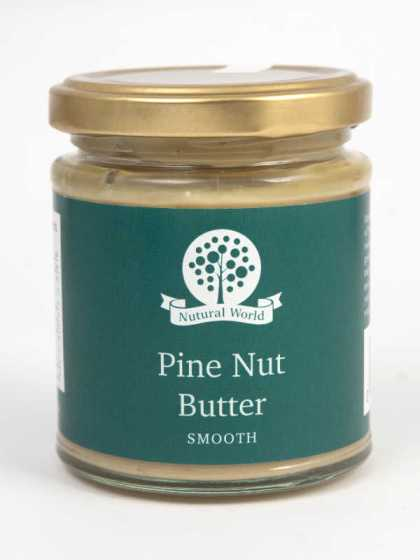 Pine Nut Butter Smooth