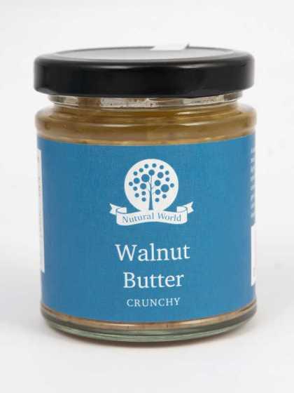 Walnut Butter Crunchy