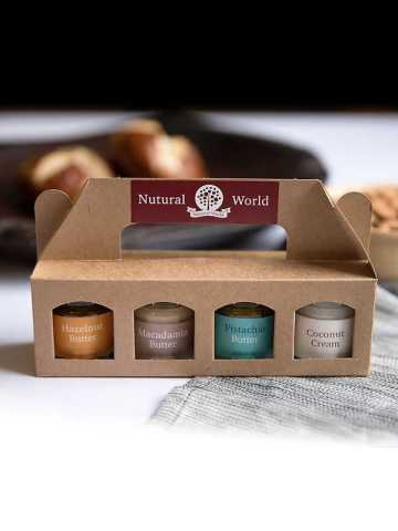 Mini Jars and Gift Sets