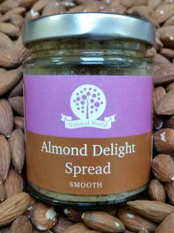 Almond Delight Spread Smooth 170g