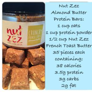Nut Zez Protein BArs