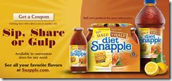 Walmart.com - Snapple Diet Half 'n Half Lemonade Iced Tea