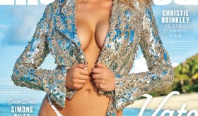 Kate Upton continues to win our hearts and graces SI swimsuit cover for the 3rd time.