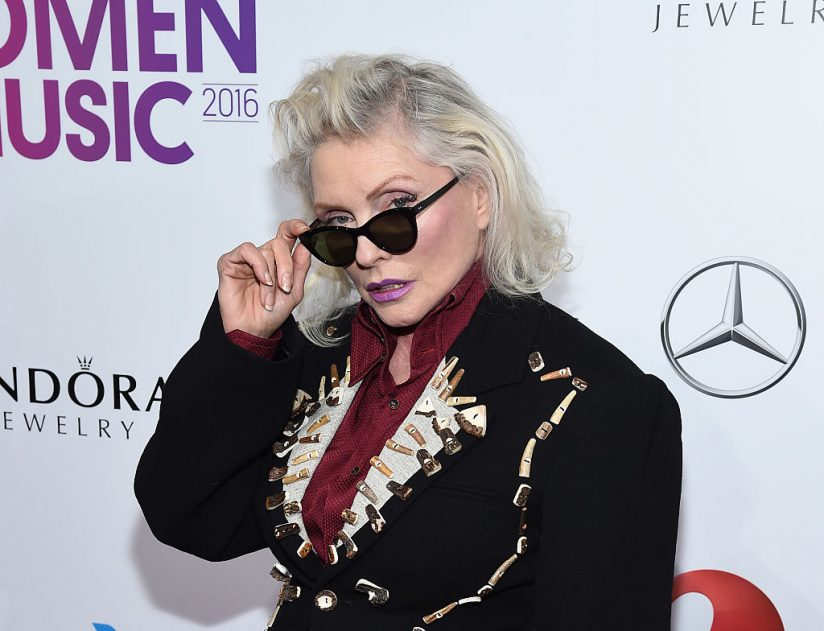 NEW YORK, NY - DECEMBER 09:  Debbie Harry attends Billboard Women In Music 2016 Airing December 12th On Lifetime at Pier 36 on December 9, 2016 in New York City.  (Photo by Ilya S. Savenok/Getty Images for A+E)