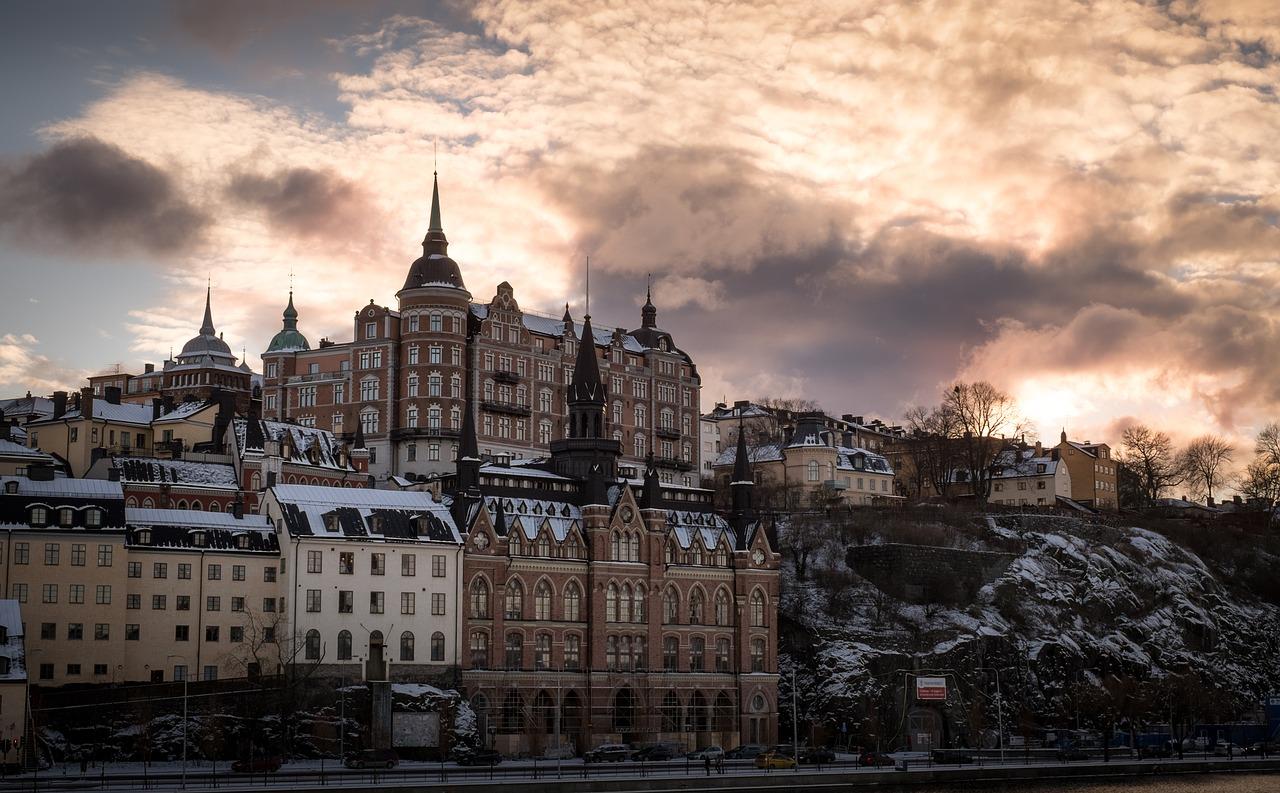 Stockholm, az ezüstérmes / Pixabay
