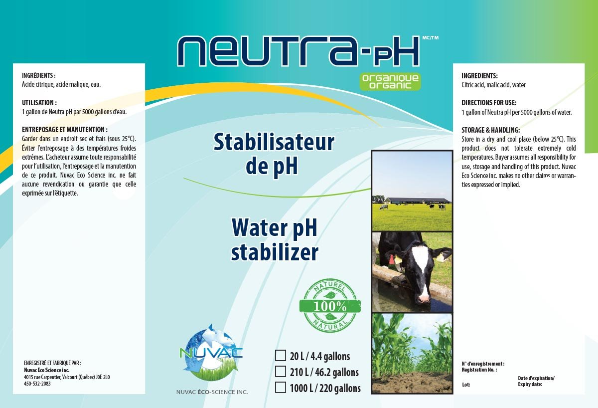 neutra-ph organic