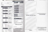 The Character Sheet & Back-story