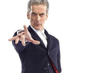 Q&A with Peter Capaldi