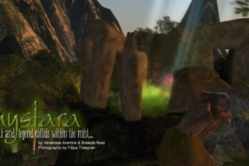 MYSTARA – A Fantasy Realm in Second Life