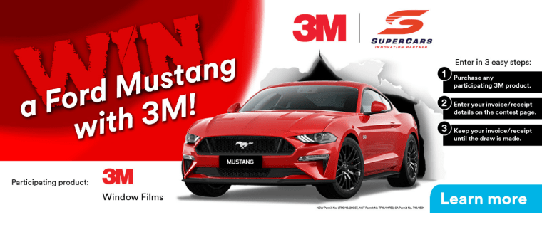 3M Mustang Competition