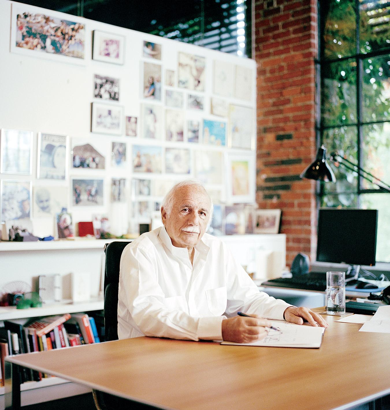 Moshe Safdie NUVO