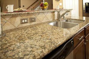 Calgary Granite kitchen countertops
