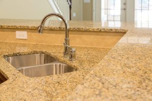 image of Marble stone kitchen countertops