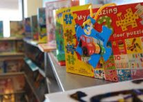 Scholastic Book Fair held at NU Elementary – Fenton Campus