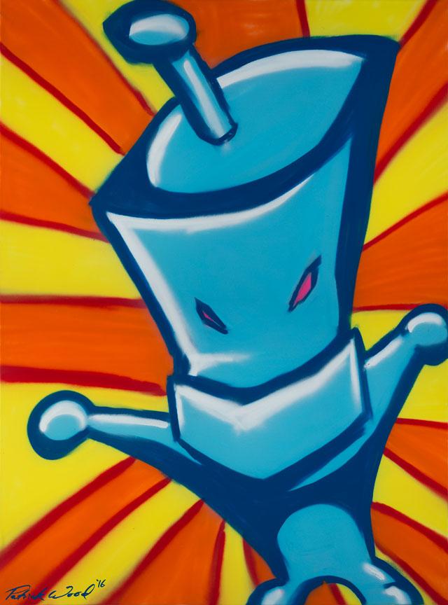Attantion Robot