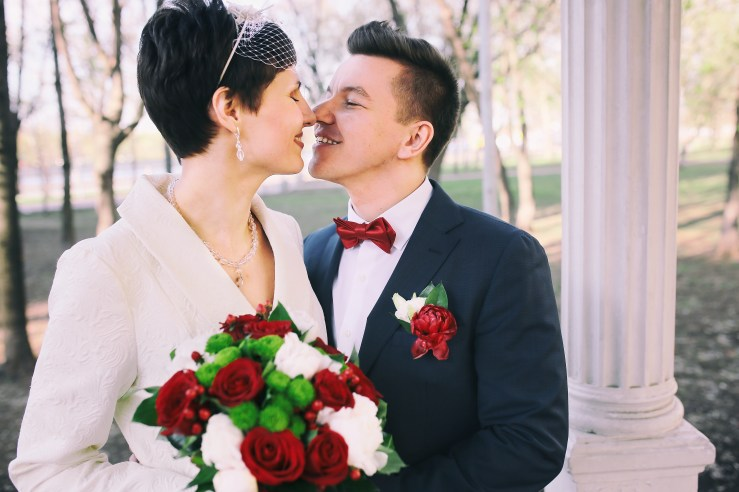 Свадьба Лидии и Михаила. Москва, 2015