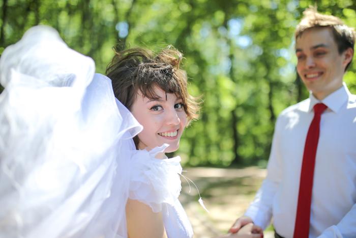 Свадьба Эльвиры и Дениса. Москва, июль 2015