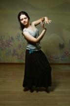 """Съёмка для йога-студии """"Луна и Солнце"""". Москва, 2013"""