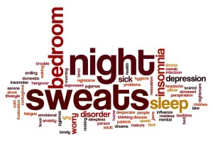 night sweats therapy