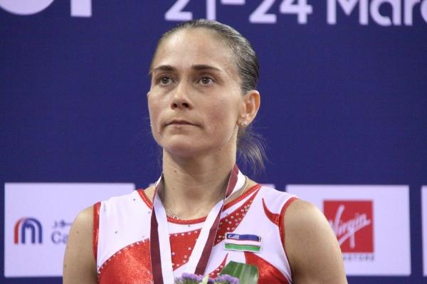 Второе «золото» за месяц: Оксана Чусовитина стала победительницей Кубка мира в Катаре