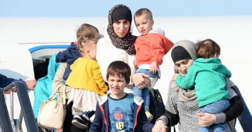 Le Figaro Трудное возвращение потомков российских джихадистов