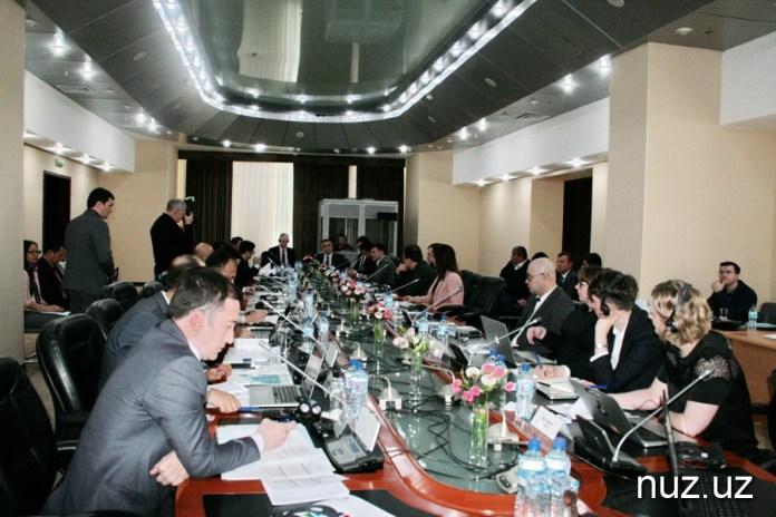 Эксперты из Великобритании поддержат проекты цифровой трансформации в Узбекистане