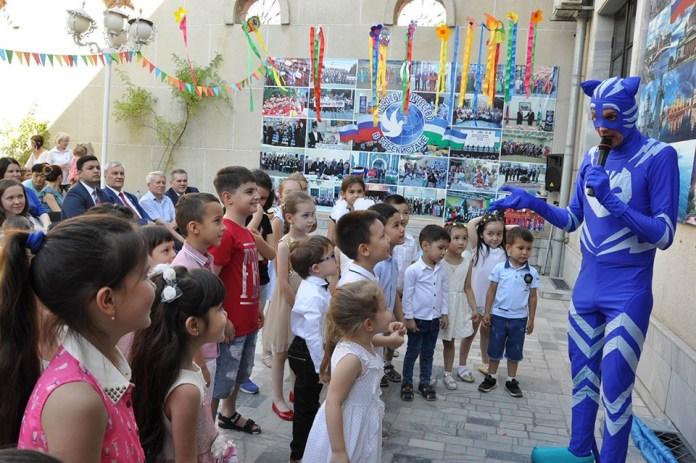 «Яркая планета детства»: В РЦНК в Ташкенте отметили Международный день защиты детей